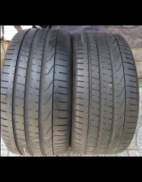 2 Pneus 295/35/21 Pirelli P0 N1 107Y