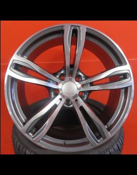 """Jantes 17"""" Novas BMW serie 3 mod m5 2014 Fig 5409"""