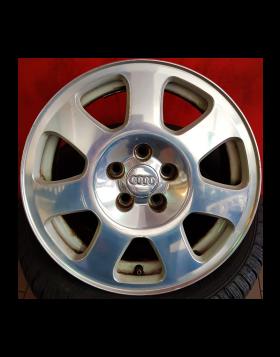 """Jantes 15"""" Originais Audi A2/A3 usadas em bom estado"""