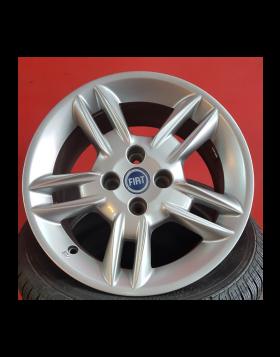 """Jantes 15"""" Originais Fiat bravo GT usadas igual a Novas"""
