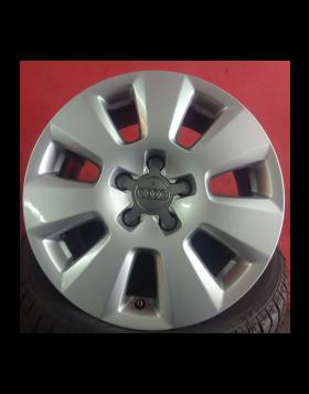 """Jantes 16"""" Originais Audi A6 Modelo 2013 usadas igual a Novas"""