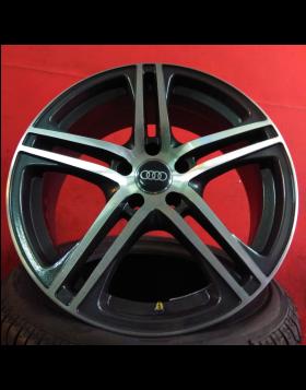"""Jantes 18"""" Audi R8 usadas(reparadas) igual a Novas"""