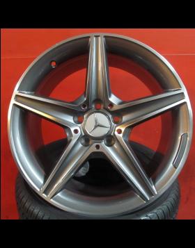 """Jantes 18"""" Novas Mercedes AMG Mod 2015"""