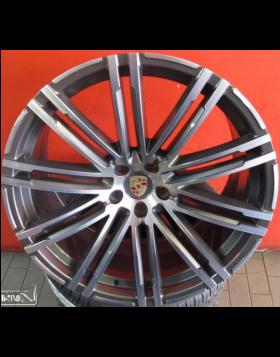"Jantes 21"" Novas Porsche Cayenne mod Macan"