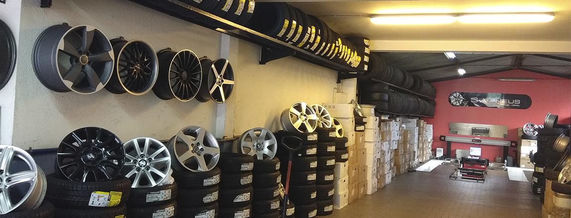 instalações sa pneus